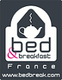 logo bed and breakfast